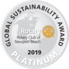 PLATINUM • Global Sustainability Award