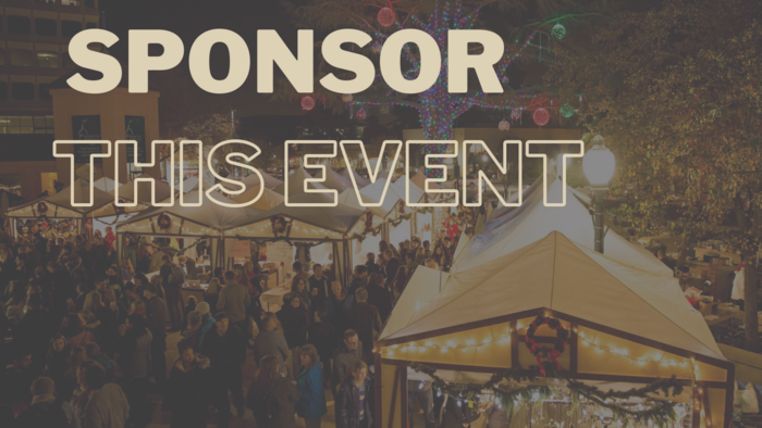 Sponsor this event! Banner