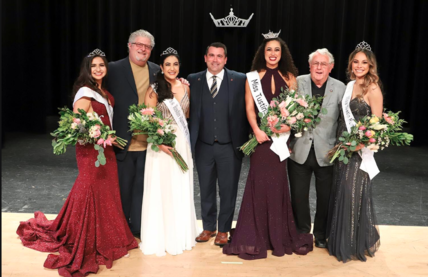 2020 Miss Tustin Scholarship Competition Banner