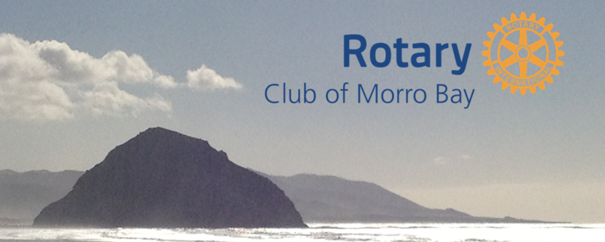 Rotary Club Of Morro Bay Foundation, Inc / 501(c)(3) Banner
