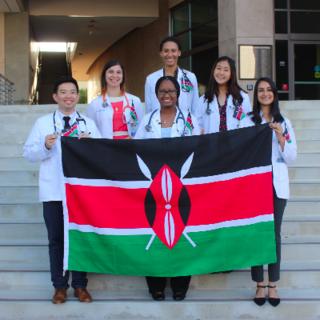 UCI-SOM Ultrasound Trip to Kenya 2017