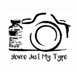 You're Just My Type Logo