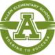Allen Elementary School Parents-Teachers Club Logo
