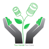 2 Hands 2 Cans Logo