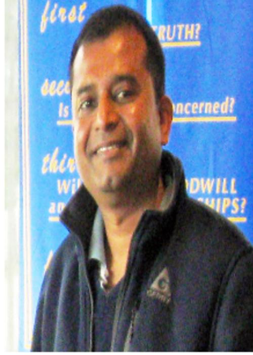 Balaji (Bala) Sriraghavan