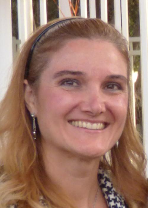 Claire Braeburn